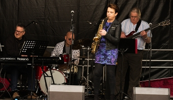 Patsy Gamble Quartet 3